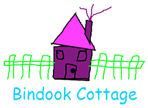 Long Day Care Bindook Childcare Terrey Hills Sydney Logo